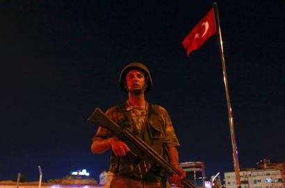Explosion heard near Turkish Parliament