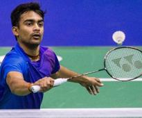 Top shuttlers get byes to reach 2nd round of Sr National Cship