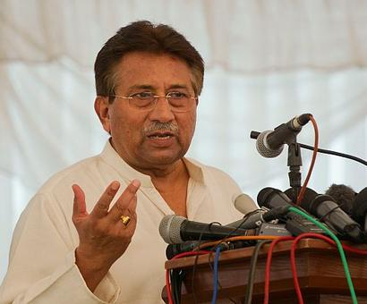 Musharraf hails LeT, JuD terrorists as 'patriotic'