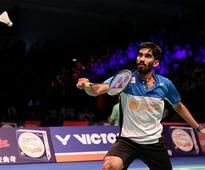 Denmark Open Superseries Premier: Kidambi Srikanth breezes into the final defeating Wong Wing Ki Vincent