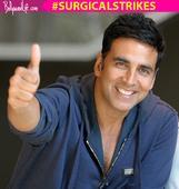 Akshay Kumar, Varun Dhawan, John Abraham  Bollywood hails Indian army's surgical strikes on Pakistan!