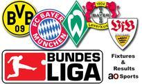 Germany Bundesliga results & scorers (21st matchday)