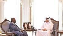 PM meets Somalia minister