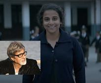 Amitabh Bachchan part of Vidya Balan starrer Kahaani 2?