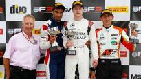 BRDC British F3: Second place for Tarun Reddy at Snetterton