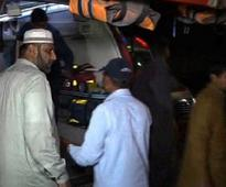 Over 50 killed in suicide blast in crowded park in Lahore