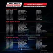 Malaysia Championship Series lines up action-packed programme for Round 2