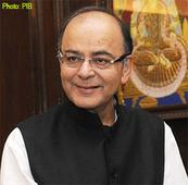 Finance Minister Shri Arun Jaitley Launches 5 Projects Under PMKKKY