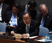 UN chief calls for better opportunities for women, girls