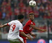 Bayern edge resolute Benfica with early Vidal goal