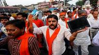 Bajrang Dal activist booked for alleged misbehaviour with Bhopal police