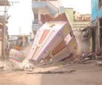 Hindu temple vandalised in Pakistan