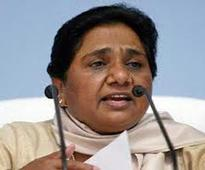 As SP-Congress spar, Mayawati plans comeback