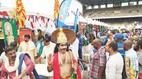 At festival in Lagos, Nigerianised Indian boy steals the thunder