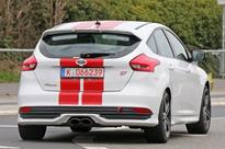 Wind up the boost, Henry: hotter Ford Focus ST spotted