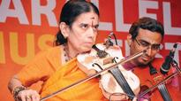 Awarding differently-abled talent in classical music