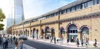 One month To Go until Passengers Will See What Lies Beneath At London Bridge station
