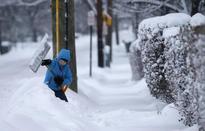 Snow, cold to sweep across U.S. Northeast ahead of arctic blast