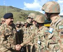 Army chief satisfied with troop readiness along LoC
