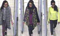 LAWYER: Two of the three British teenage schoolgirls who fled to join ISIS are already widows