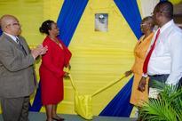 Jamaica Customs Opens Alison Moore Multipurpose Room