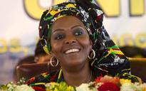 Zimbabwean embassy withdraws from Grace Mugabe assault case