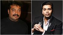 Udta Punjab row: Karan Johar comes out in support of Anurag Kashyap