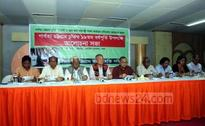 Santu Larma warns of 'unrest' if CHT peace accord is not fully implemented