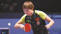Yuling in pole position after Ning pullout; Ma Long cruises through
