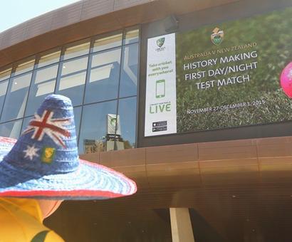 Australia set to host second Pink ball Test