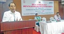 Viral HepatitisC task force formed