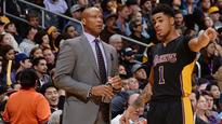 Byron Scott: DAngelo Russell acted entitled