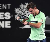 Open 13: Stan Wawrinka retires in second round after knee flares up; Nicolas Mahut upsets Gilles Muller