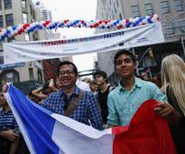 Bastille Day 2016 Around The World: Photos Of NYC, Paris And Other Places Celebrating The Revolution