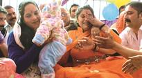 Shimla: Swapped five months ago, babies reunite with mothers