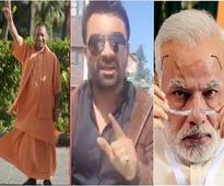 Actor Ajaz Khan asks Modi, Yogi to ban Harley-Davidson