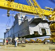 Huntington Ingalls Industries Selects Aras Innovator for PLM to Support Complex Engineering of Warships September 28, 2016Leading Military Shipbuilder Chooses Flexible, Scalable, Upgradable Product Lifecycle Management Platform