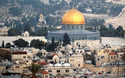 Trump to recognise Jerusalem as Israel's capital and move US embassy