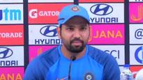 Rohit Sharma feels facing left-arm pace attack is not a problem for Team India
