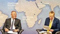 The reconciliation process in Sri Lanka