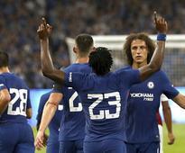 Pre-season friendly: Chelsea crush Premier league rivals Arsenal on the back of Michy Batshuayi brace