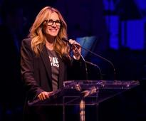 Julia Roberts, Jon Hamm and more celebs support Hillary Clinton at star-studded event in New York
