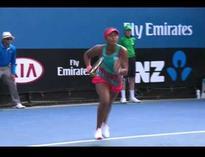 Naomi Osaka v Donna Vecic highlights (1R)   Australian Open 2016