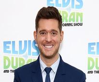 Michael Buble to attend National Arts Centre Award