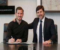 Jan Vertonghen renew contract with Tottenham Hotspur until 2019