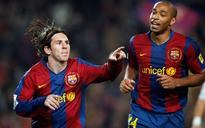 I am biased towards Messi over Ronaldo, says Thierry Henry