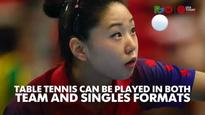 Table tennis Olympian also will compete in Paralympics