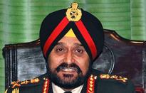 Army Chief General Bikram Singh briefs Cabinet on Chinese incursion