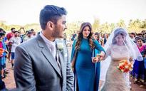 SEE PICS: A Hindu-Catholic wedding for Raveena Tandon's daughter