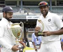 India in West Indies 2016: Ravichandran Ashwin says he expected a handsome return from test series